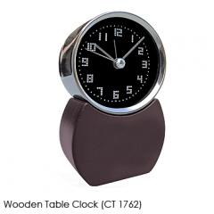 Wooden Table Clock (CT 1762)