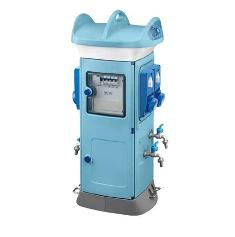 Energy and services distribution pedestal system