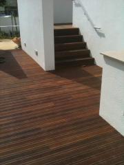Geff Palmwood Decking 1