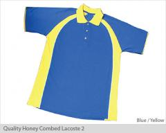 Quality Honey Combed Lacoste