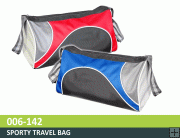 Sporty Travel Bag