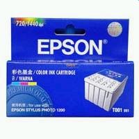 Epson T001091 Colour Ink Cartridge