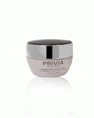 Privia crystal snow whitening nutritional cream