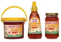 Golden Glory Honey