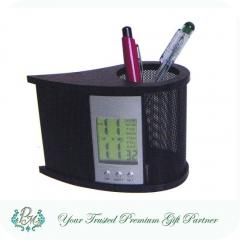 Magic Calendar with Pen Holder