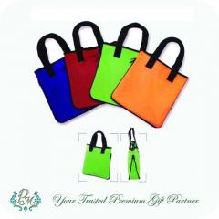 Expandable Tote Bag