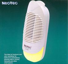 Ionic Freshener with Light