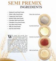 Semi Premix Ingredients
