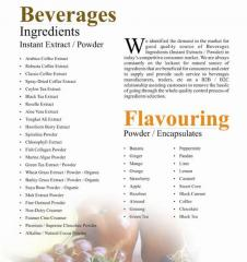 Beverages Ingredients