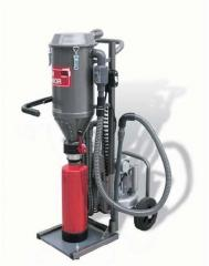 PSM N Junior Powder Suction Machine (For Low