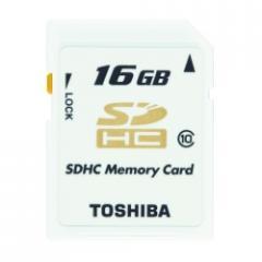Toshiba SDHC Memory Card Class 10