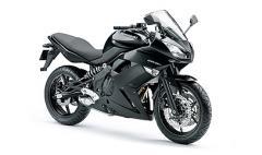 Motorcycle ER-6f (2010)