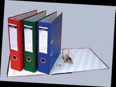 Bantex PVC-Paper Lever Arch File