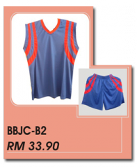 Basketball Jersey (ONE SET)