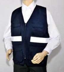 Vest Uniform Av 820