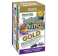 Animal Parade GOLD Children's Chewable Multi