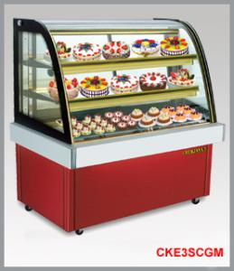 Confectionery Show Case