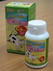 DHA-Calcium Plus