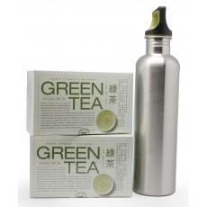 Cane's Green Tea Premium Set - Cap A