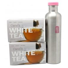Cane's White Tea Premium Set