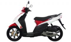Moped Passion 125 Sports