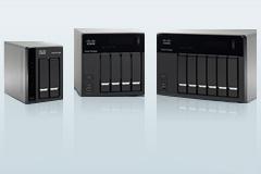 Cisco NSS 300 Series Smart Storage