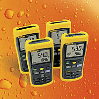 Fluke 50 Series II Thermometers