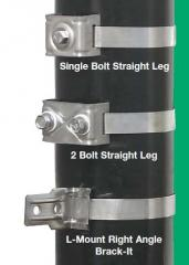 Stainless Steel Brack-Its and Mounting Hardware