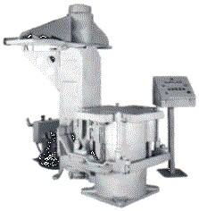 Automtic jolt squeeze stripper molding machine