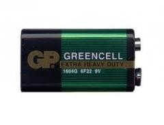 GP Non-Rechargable 9V Battery