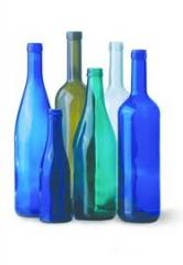Plastic & glass bottles