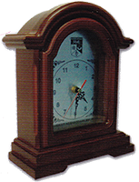 Desk top clock nyatoh