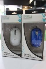 Avf-Am1904u-Avf Optical Mouse - Usb