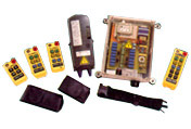 Alpha 500 Series Industrial Radio Remote Control