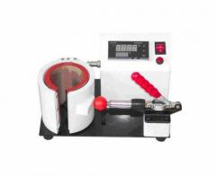 Manual mug heat press machine vertical mp-759-2v