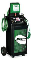 Nitrogen tire filling systems