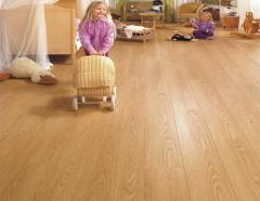 Real Wood Ultra Wide Flooring