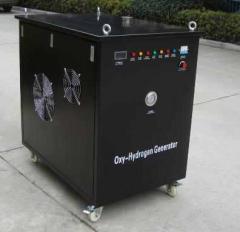 Large flux  oxy-hydrogen generators