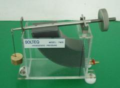 Hydrostatic pressure apparatus model: fm 35
