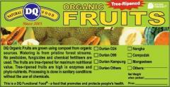 DQ Organic Fruits