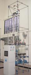 S liquid-liquid extraction unit pulse type model: