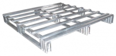 Light steel pallet