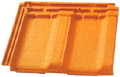 Residence clay tile