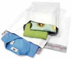 Flat poly mailers polyjacket