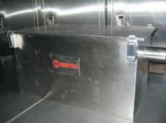 Biological grease interceptor