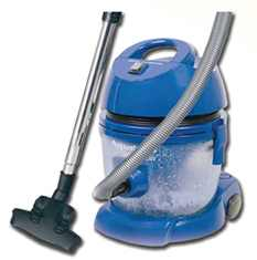 Aquatec vacuum cleaner wke4403
