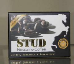 Masculine coffee stud