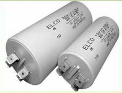 Motor running capacitor 330 series