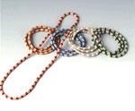 Ceramics necklace bracelet amron