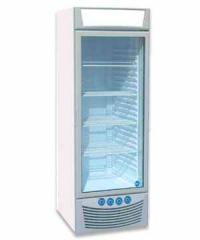 Upright display freezer eis 43.2